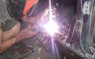 Замена порогов ваз 2109 своими руками — как переварить, ремонт и тд