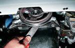 Замена переднего и заднего сальника коленвала ваз 2106, инструкции с фото и видео