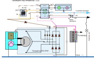 Генератор ваз 2105: схема подключения, неисправности и ремонт, инструкции с фото и видео