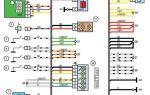 Ваз 21074 инжектор — схема электрооборудования с описанием, неисправности электросхемы