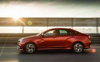 Лада веста спорт (lada vesta sport) — обзор авто, технические характеристики, цена, когда старт продаж, фото