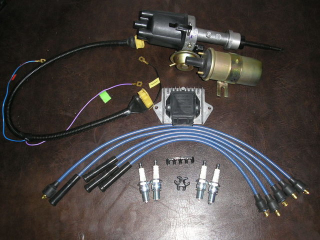 Установка и схема подключения БСЗ, электронного модуля бесконтактного зажигания ВАЗ 2107 инжектор и карбюратор, инструкции с фото и видео