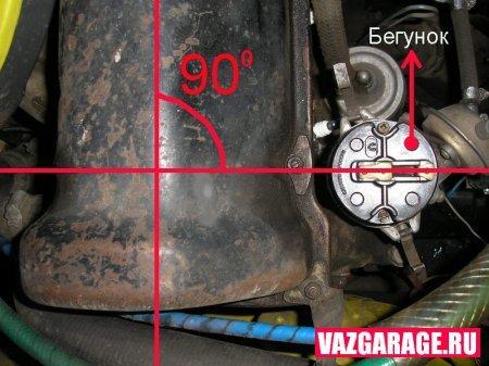 Как выставить электронное и контактное зажигание на ВАЗ 2101 и других моделях классик, регулировка своими руками, инструкции с видео и фото