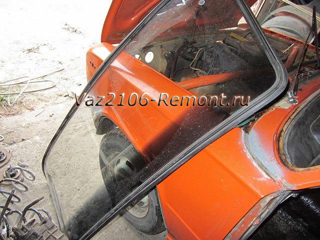 Лобовое, заднее и боковое стекло ВАЗ 2106: размеры, замена, тонировка, установка обогревателя, инструкции с фото и видео