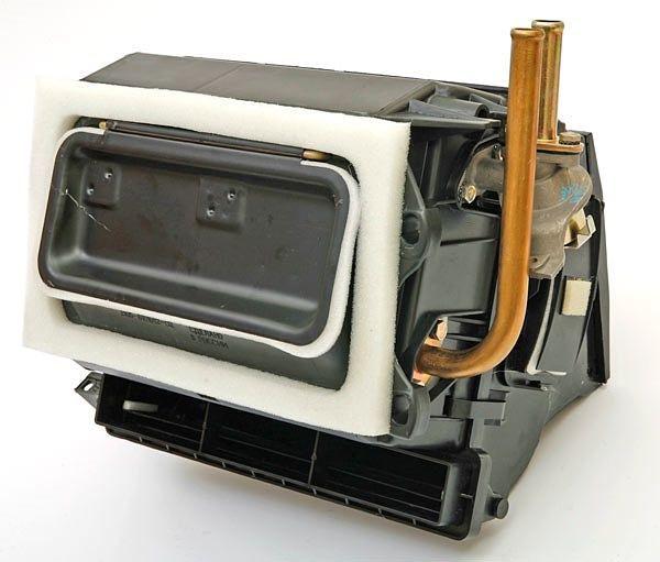 Печка ВАЗ 2107: почему не греет, устройство, замена, доработка, ремонт, как снять, фото и видео