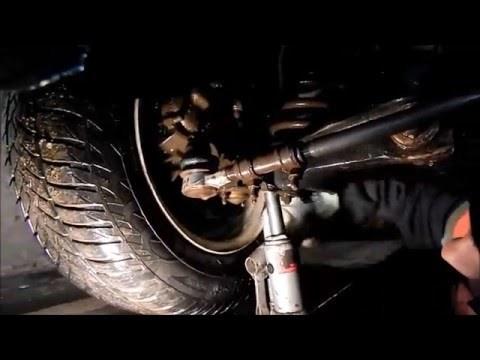 Передняя и задняя подвеска ВАЗ 2106: ремонт ходовой своими руками, установка двойного стабилизатора