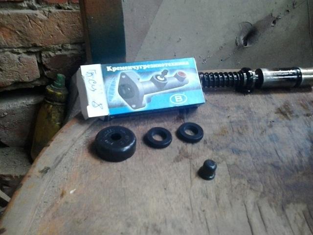Главный цилиндр сцепления ваз 2101: устройство и ремонт, инструкции с фото и видео