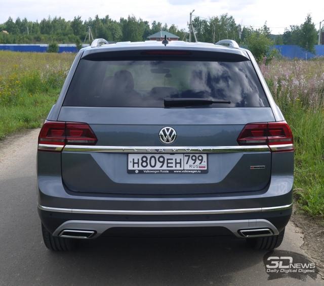 Обзор фольксвагена Атлас (volkswagen teramont) 2017, модели vw Террамонт дизель в России