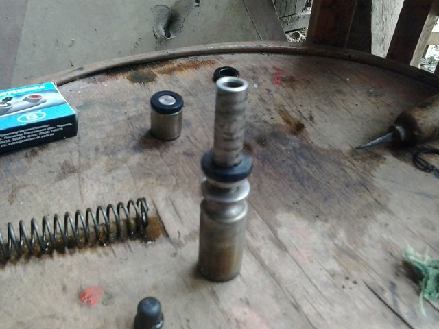 Главный цилиндр сцепления ваз 2107: устройство, принцип работы, замена и ремонт, фото и видео
