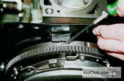 Метки ГРМ ВАЗ 2107 инжектор и карбюратор, замена ремня газораспределения, инструкции с фото и видео