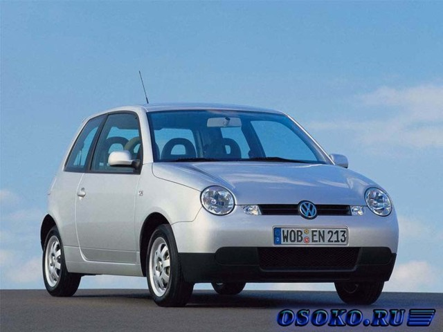 Фольксваген Лупо (volkswagen lupo) - технические характеристики, отзывы владельцев, фото