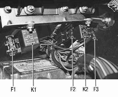 Установка кондиционера на Ладу Приору - схема предохранителей, что делать если не включается
