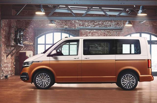 Фольксваген Мультивен - обзор модельного ряда volkswagen multivan, новая модель 2016 - 2017 годов, фото салона, тюнинг, отзывы владельцев