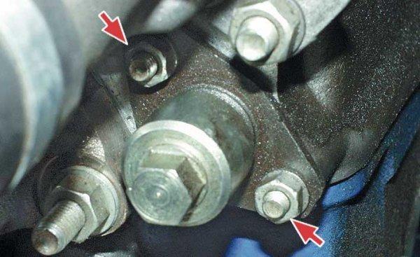Как работает автоматический натяжитель цепи ВАЗ 2107 инжектор: его устройство, замена башмака