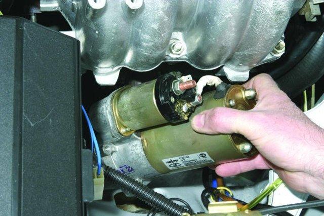 Замена сцепления ваз 2107, можно ли поменять диск и выжимной подшипник без снятия коробки