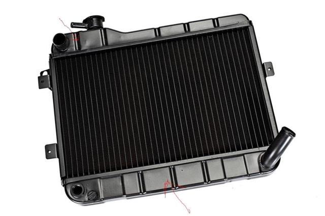 Как и чем промыть радиатор охлаждения двигателя самостоятельно - промывка не снимая