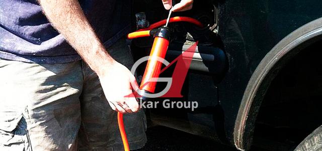 Как удалить воду из бензобака - обзор способов