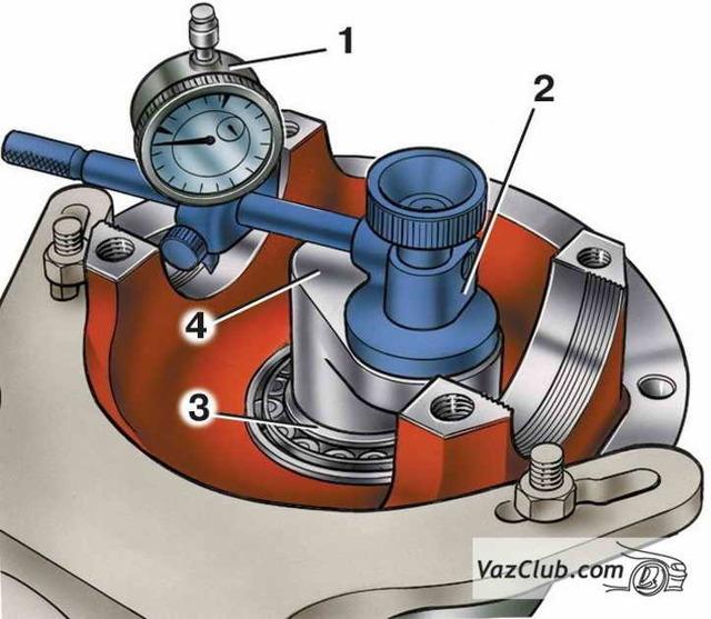 Редуктор заднего моста ВАЗ 2107: технические характеристики, неисправности, регулировка дифференциала и ремонт, замена сальника, инструкции