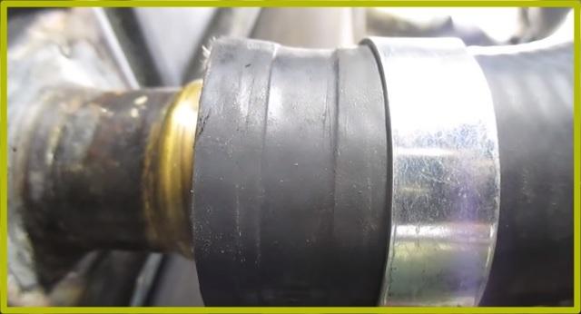 Система охлаждения ВАЗ 2107 инжектор и карбюратор: ремонт и замена патрубка с фото и видео