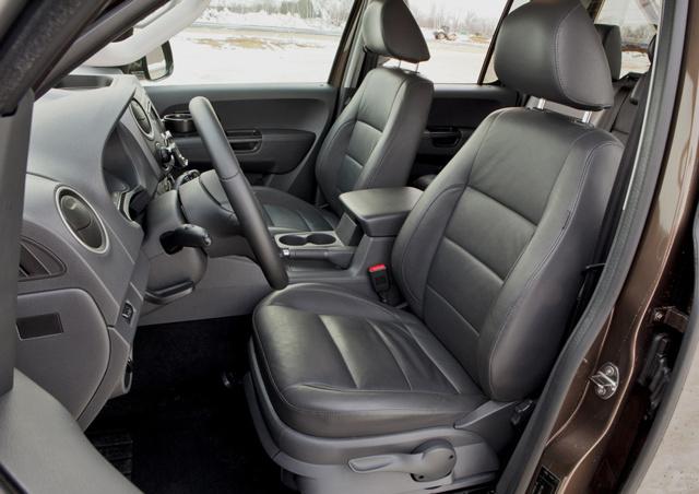 Обзор фольксвагена Амарок (volkswagen amarok) - технические характеристики, тюнинг авто, отзывы, фото