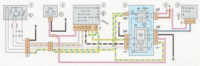 Где находятся и почему не работают дворники на ваз 2107: замена бачка омывателя и реле, инструкции || Моторчик омывателя лобового стекла ваз 2107