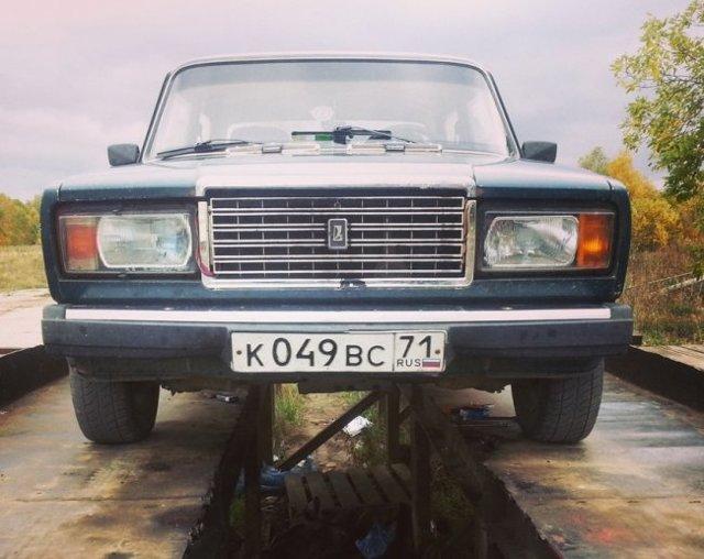 Рулевые тяги ВАЗ 2107: замена трапеции и наконечников, инструкции с фото и видео