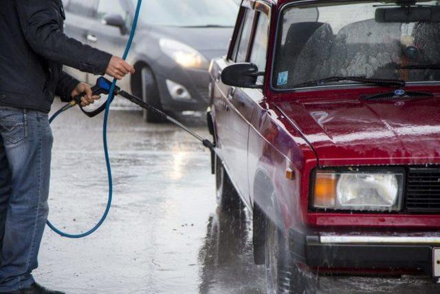 Как правильно мыть машину на автомойке самообслуживания