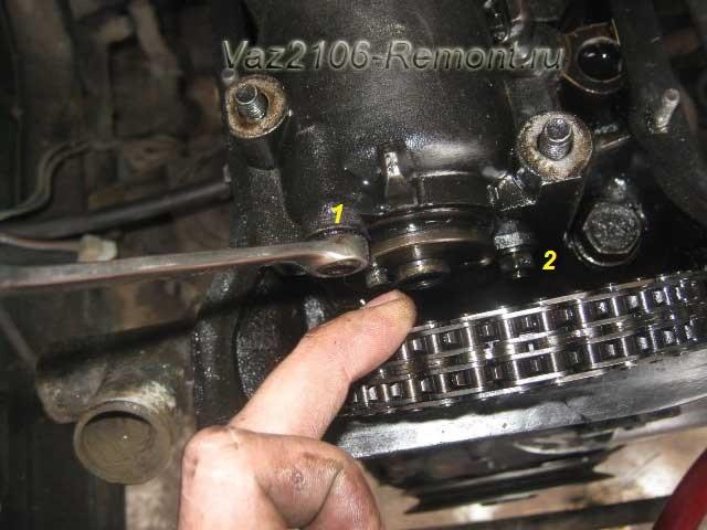 Замена распредвала ВАЗ 2106: какой выбрать, как установить, инструкции с фото и видео