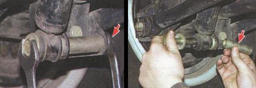 Передний и задний амортизаторы ВАЗ 2106: какие лучше, как поменять, инструкции с фото и видео