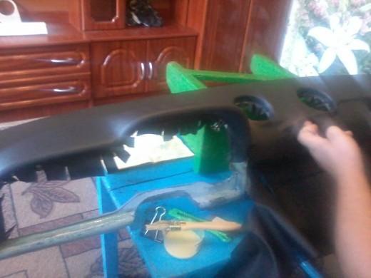 Тюнинг салона ВАЗ 2106: торпеды, приборной панели, бороды своими руками, инструкции с фото
