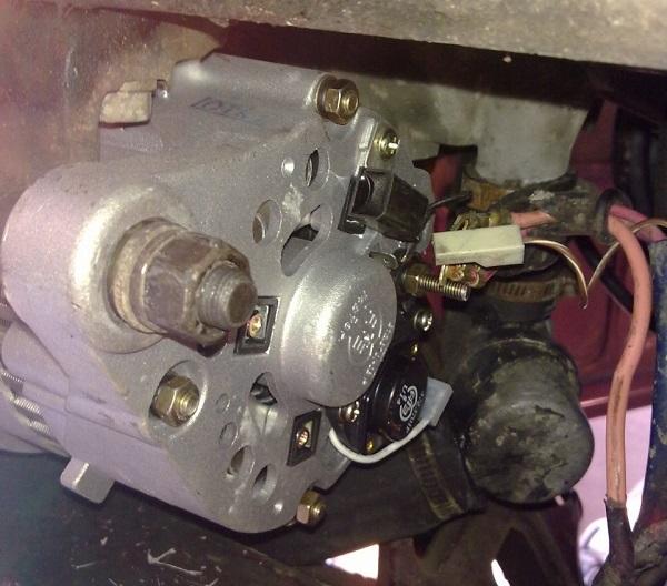 Устройство и схема подключения генератора ВАЗ 2107 инжектор и карбюратор, характеристики, неисправности и ремонт, замена грм, инструкции