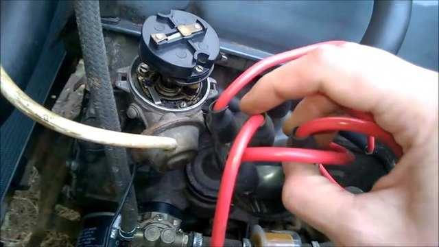 Как выставить электронное и контактное зажигание на ВАЗ 2105, инструкции с видео и фото