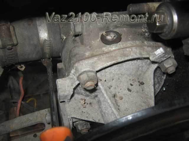Помпа ВАЗ 2106: какая лучше, неисправности, замена и ремонт своими руками, инструкции с фото и видео