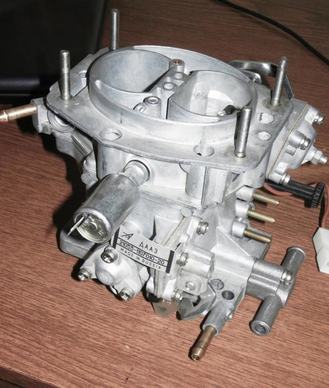 Устройство и ремонт карбюратора ваз 2107 своими руками: автоподсос, электроклапан., инструкции с фото и видео
