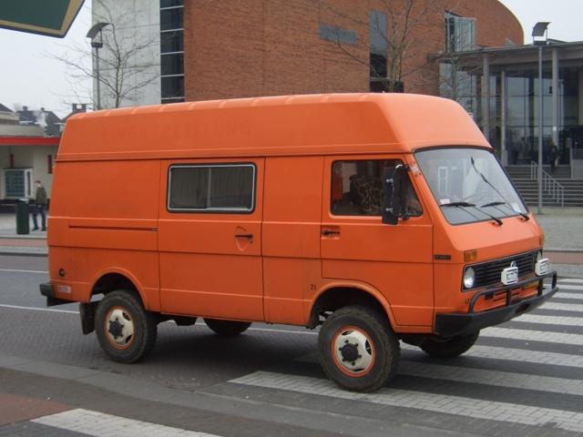 Фольксваген ЛТ 35 - основные технические характеристики - расход топлива, размеры кузова