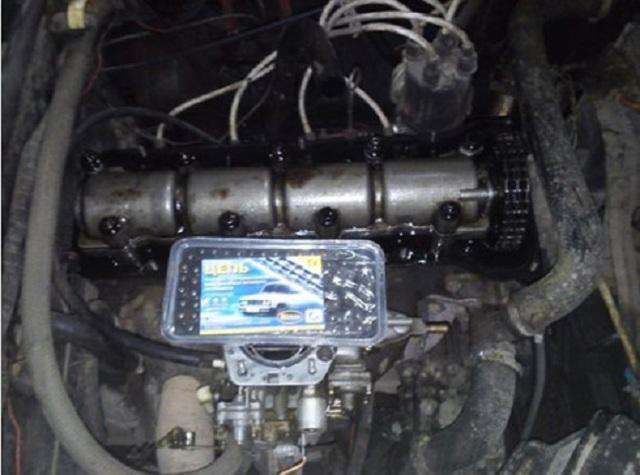 Замена распредвала ВАЗ 2106 какой выбрать как установить инструкции с фото и видео