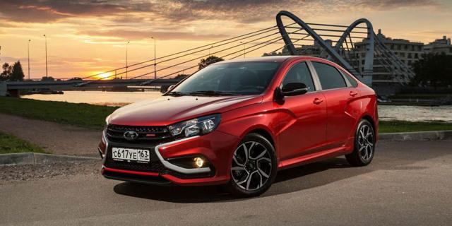 Лада Веста Спорт (lada vesta sport) - обзор авто, технические характеристики, цена, когда старт продаж, фото