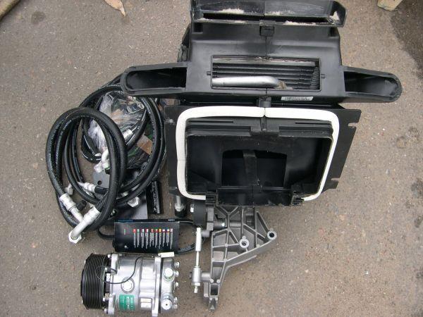Кондиционер на ВАЗ 2107: как установить, какой выбрать, инструкции с фото и видео