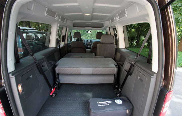 Фольксваген Кадди ( volkswagen caddy) - технические характеристики: габариты, грузоподъемность, клиренс и др