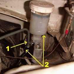 Как правильно прокачать сцепление на ваз 2106: почему не прокачивается, какую жидкость заливать, инструкции с фото и видео