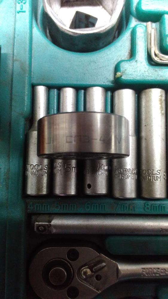 Коленвал ВАЗ 2106: шлифовка, установка, замена подшипников, инструкции с фото и видео