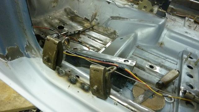 Замена порогов ВАЗ 2109 своими руками - как переварить, ремонт и тд
