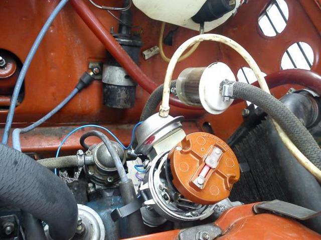 Установка трамблера ВАЗ 2106: устройство, неисправности, замена и ремонт, инструкции с видео и фото