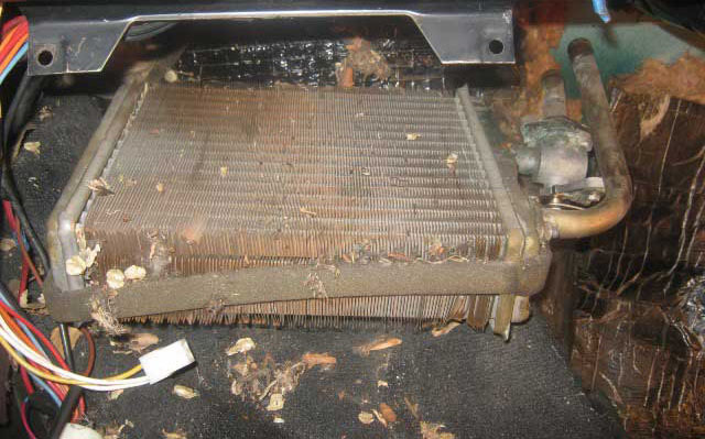 Радиатор печки ваз 2107: как выбрать, снять и заменить, чем промыть, инструкции с фото и видео