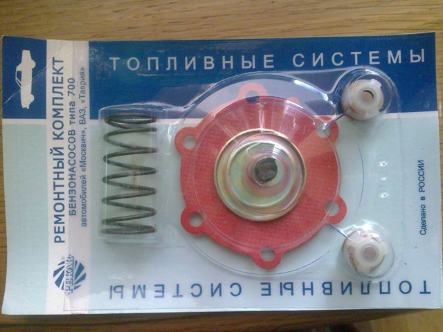 Признаки неисправности и ремонт бензонасоса ВАЗ 2106, инструкции с фото и видео