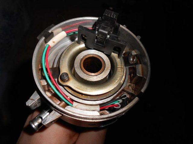 Датчик Холла ВАЗ 2107: неисправности, как проверить и заменить, инструкции с видео и фото