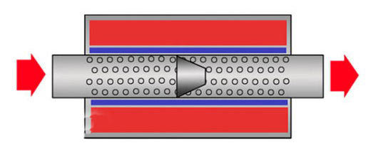 Глушитель ВАЗ 2106: устройство, неисправности, замена, инструкции с фото и видео