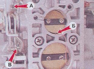 Датчик холостого хода ваз 2107 инжектор и карбюратор настройка проверка и замена ДХХ инструкции с фото и видео