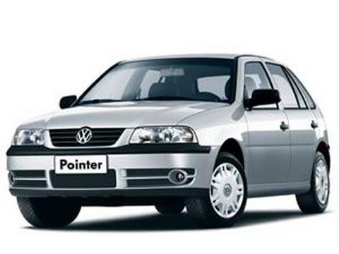 Фольксваген Пойнтер (volkswagen pointer): обзор модельного ряда (2005, 2004), отзывы