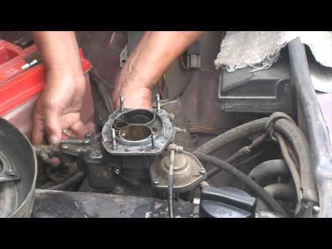 Регулировка клапанов ВАЗ 2105 карбюратор и инжектор инструкции с фото и видео